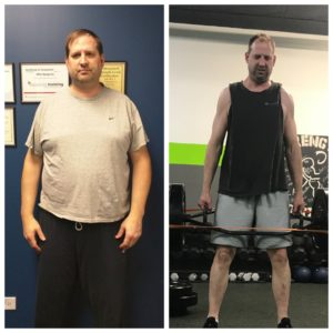 Transformation from Best Gym and Personal Trainer in Cary